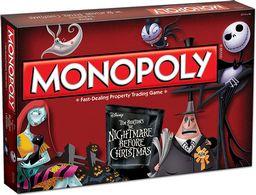 Boite du Monopoly Tim Burton