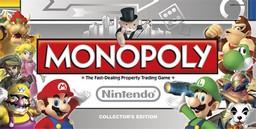 Boite du Monopoly Nintendo
