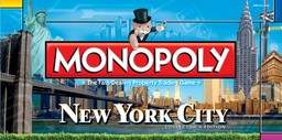 Boite du Monopoly New York City Collector