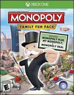 Boite du Monopoly Family Fun Pack