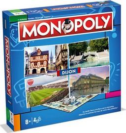 Boite du Monopoly Dijon - version 2019