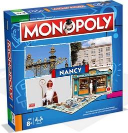 Boite du Monopoly Nancy